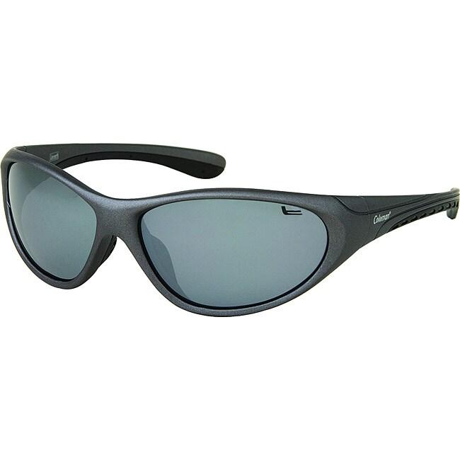 Coleman Men's CC1 Dark Grey Polarized Sunglasses
