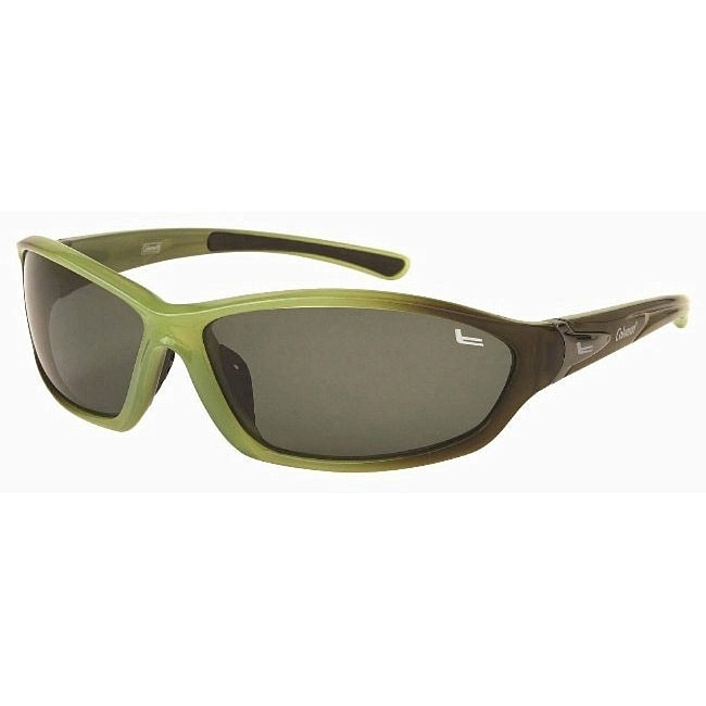 Coleman Men's CC1 Green Polarized Sunglasses