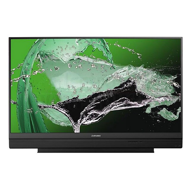 Mitsubishi WD-82738 82-inch 120Hz DLP TV (Refurbished)