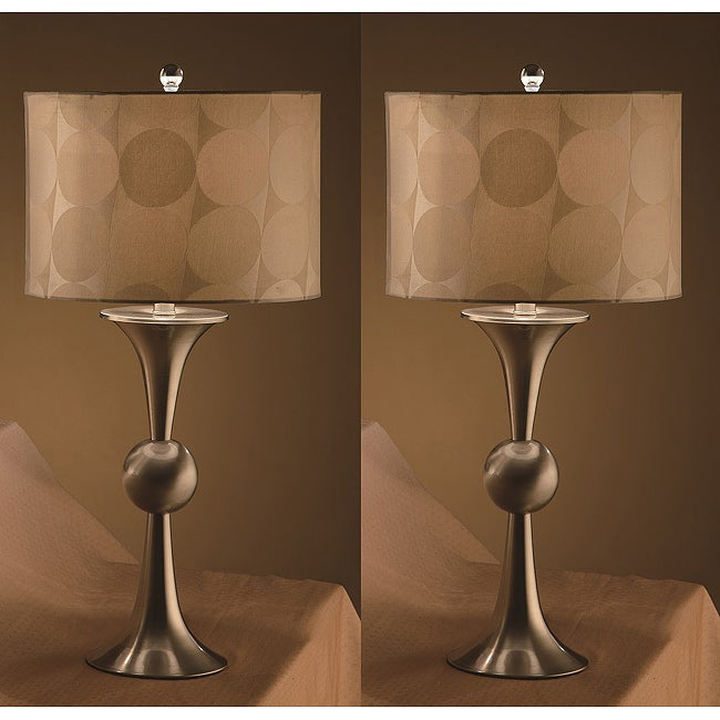 Kimi 28-inch Table Lamps (Set of 2)
