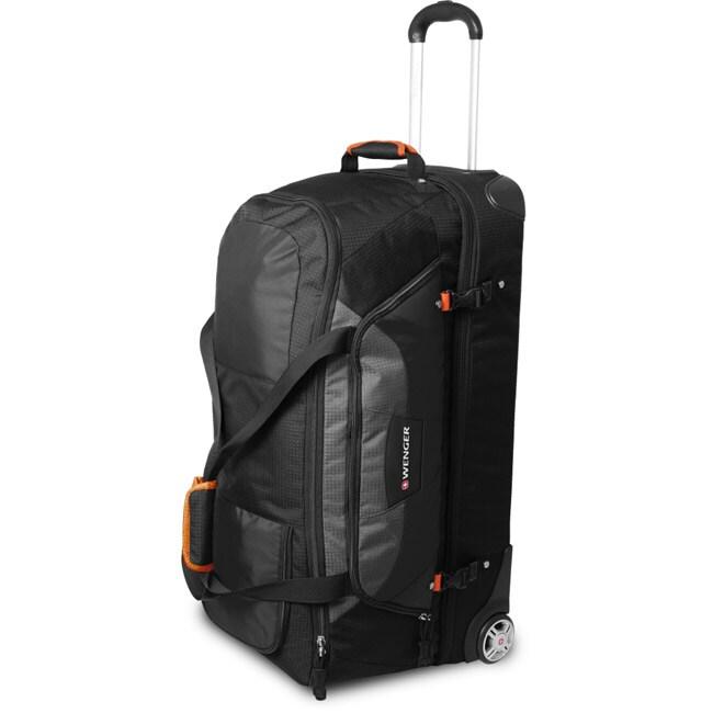 Wenger SwissGear Sierre II 30-inch Rolling Upright Duffel Bag