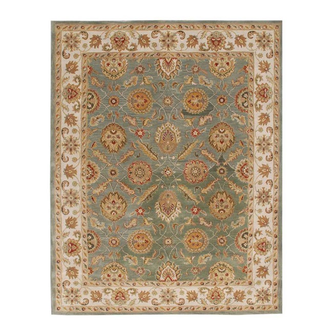 """Papus Hand Tufted Wool (2' 6"""" X 4')"""