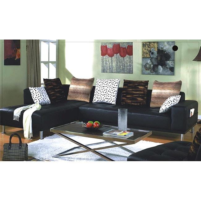 Jersey 3-piece Sectional Sofa Set
