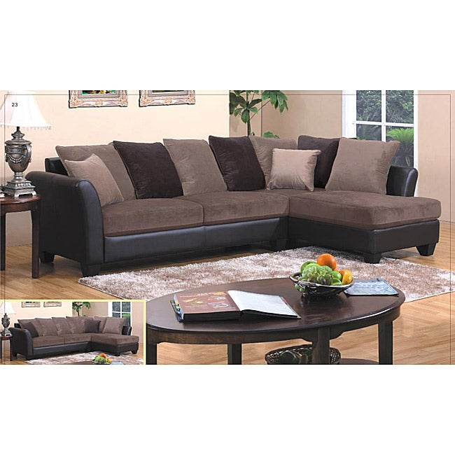 Rony Right Arm Chaise Sectional