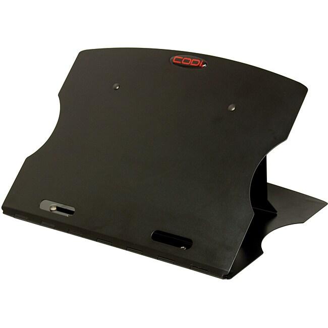 CODi Aluminum Six-setting Adjustable Lightweight Laptop Stand