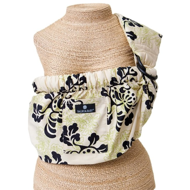 Balboa Baby Adjustable Sling in Lola