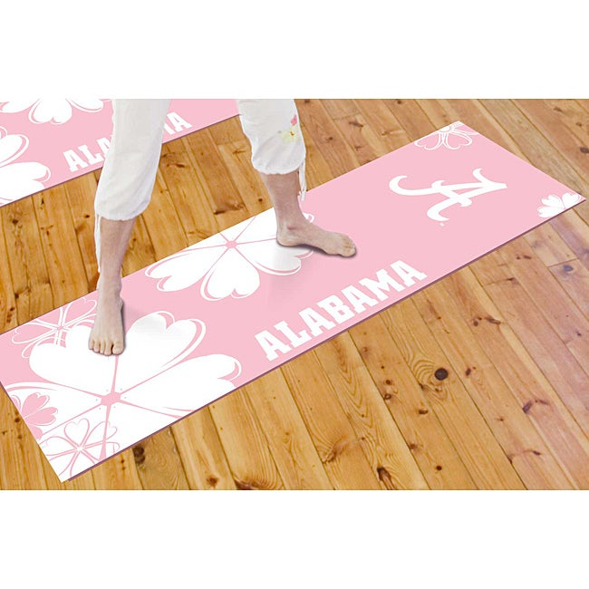 Fanmats University of Alabama Yoga Mat