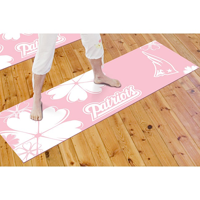 Fanmats New England Patriots Yoga Mat