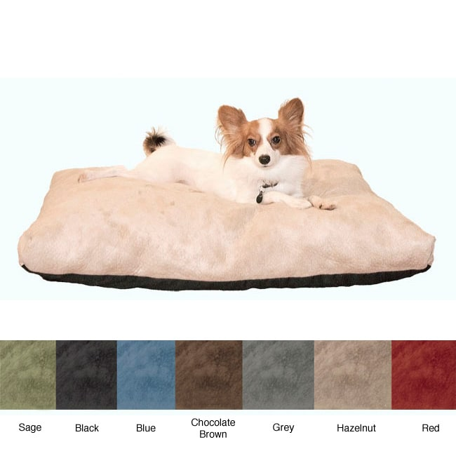 Stuffy Fluffy Small Memory Foam Dog Bed