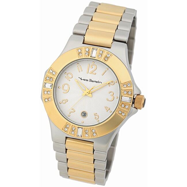 Yves Bertelin Paris Women's Two-tone Stainless Steel Watch