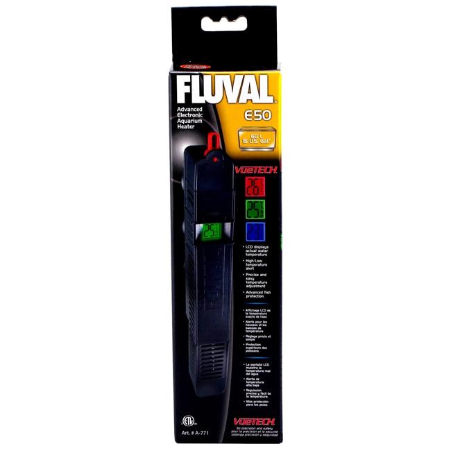 Fluval A771 E 50 Watt Electronic Heater