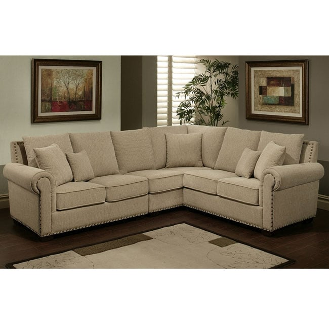 Furniture Living Room Furniture Sectional 3 Piece Small Sectional