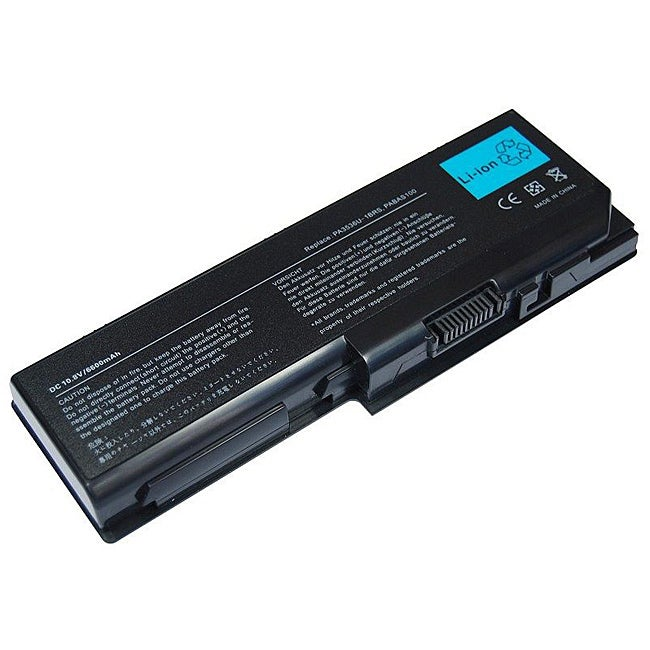 9-cell Laptop Battery for Toshiba PA3536U-1BRS/ PA3537U-1BAS/ PA3537U-1BRS
