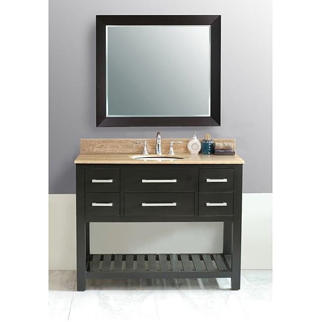 46 bathroom vanity