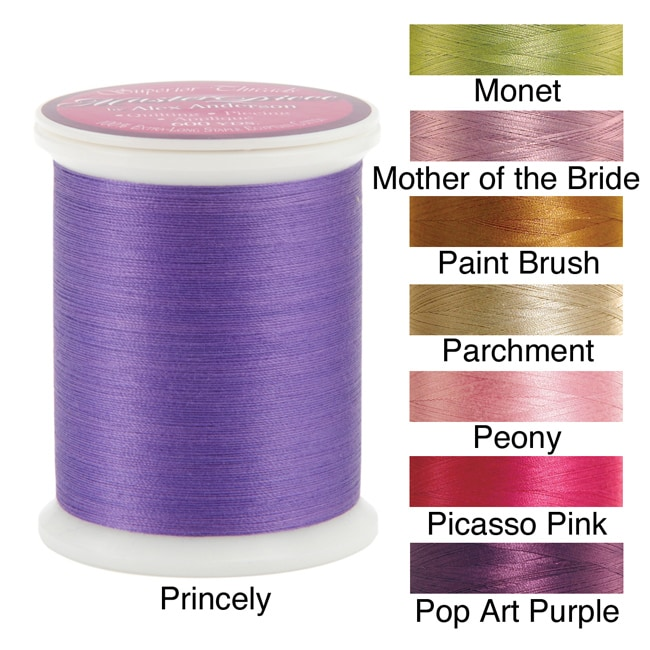 Superior Thread 'MasterPiece by Alex Anderson' Cotton Thread
