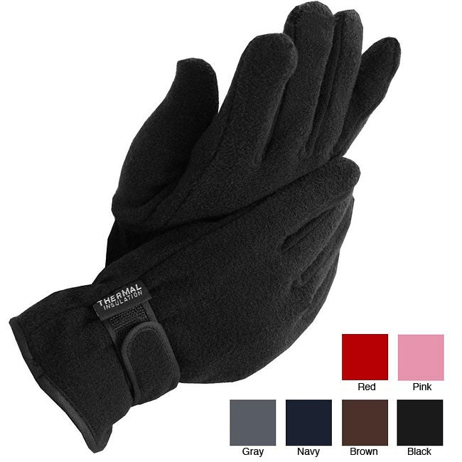 Bond Women's Polar Fleece Winter Gloves