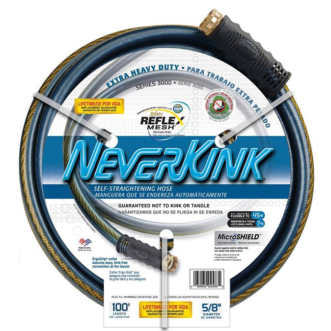 "Teknor 5/8""x100' Neverkink Heavy Duty Hose"