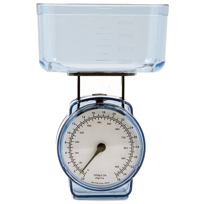KitchenWorthy Blue Kitchen Scale