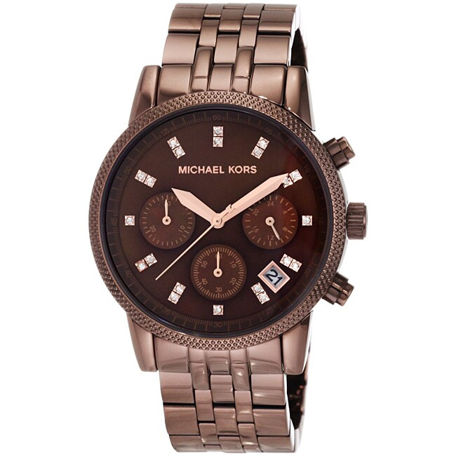 Michael Kors Women's MK5547 'Ritz' Chronograph Watch