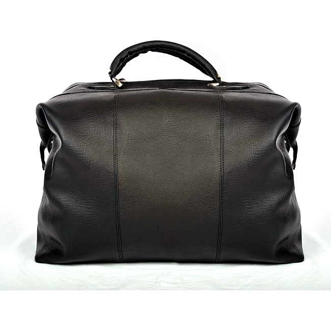 Alberto Bellucci Tommasi Italian Leather Travel Tote Bag