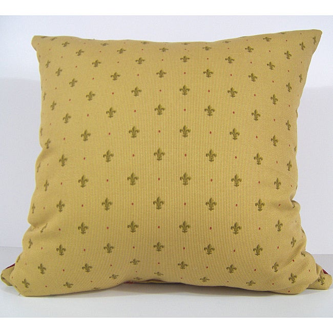 Coat of Arms Antique Decorative Down Fill Pillows