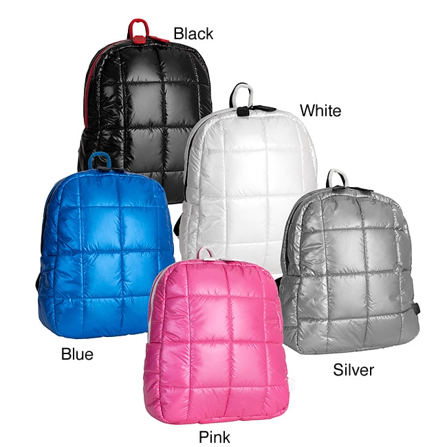 TGIF 'Cube' 15-inch Puffy Backpack