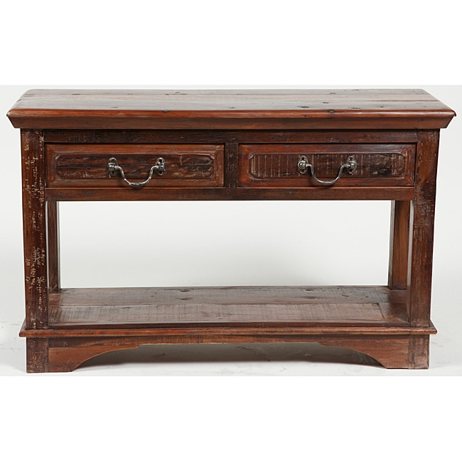 Kosas Home Bea 2 Drawer Console Table