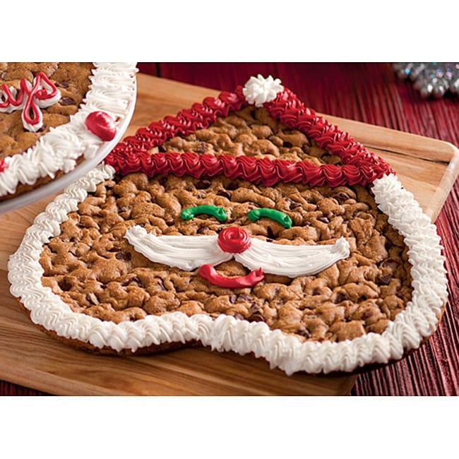 Mrs. Fields - Smiling Santa Cookie Cake