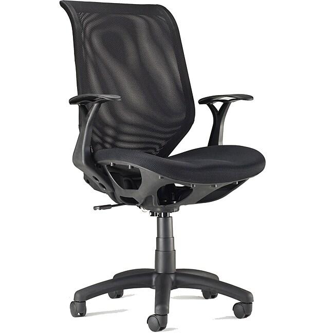 Ergonomic Black Mesh Office Chair