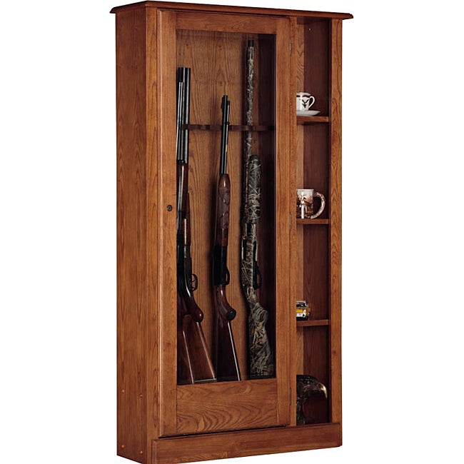 10 Gun Curio Cabinet Combination at Sears.com