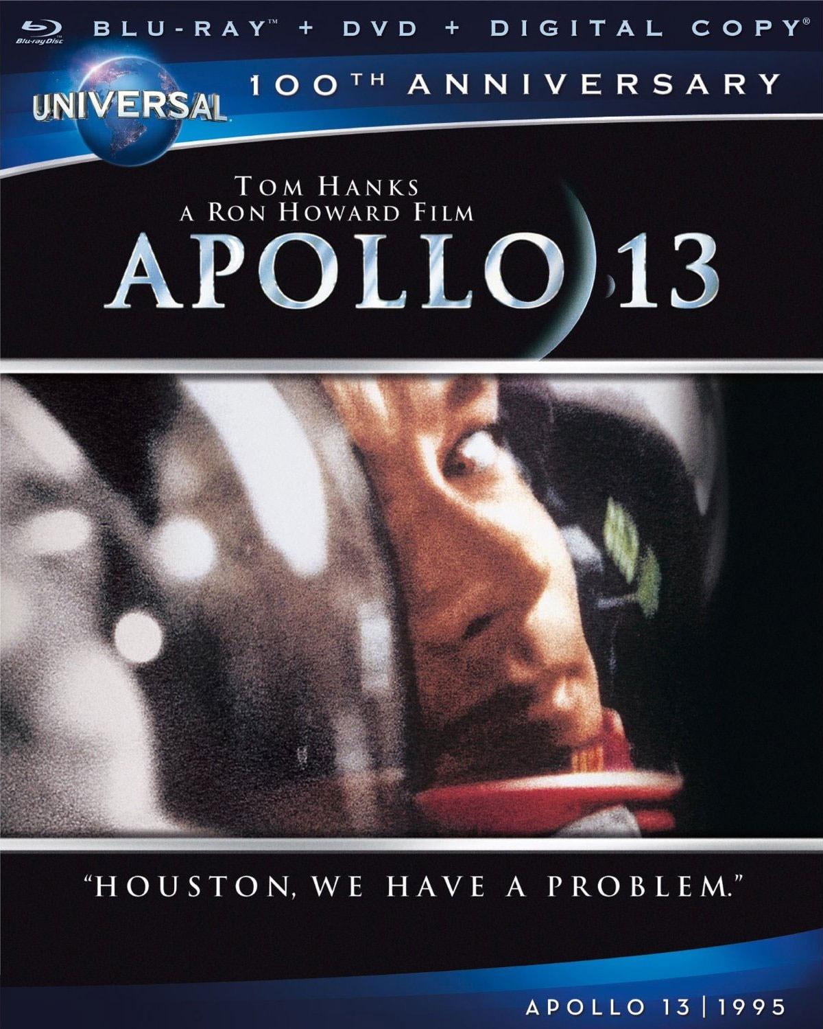 Apollo 13 (Blu-ray/DVD)