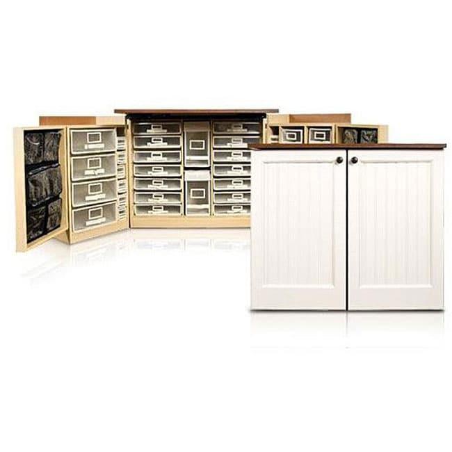 Minibox Vanilla Bead Board Craft & Office Storage
