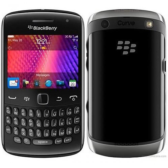 Blackberry Curve 9360 Unlocked GSM OS 7.0 Cell Phone - Black
