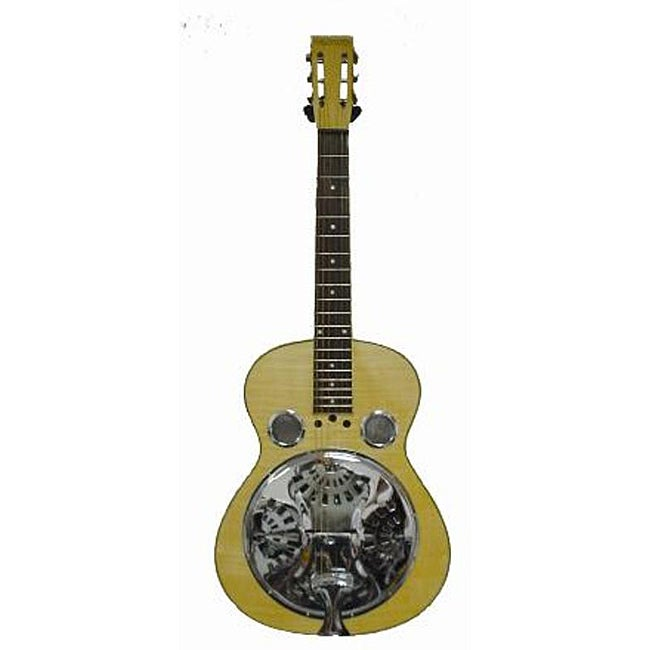 Galveston Squareneck Resonator Guitar