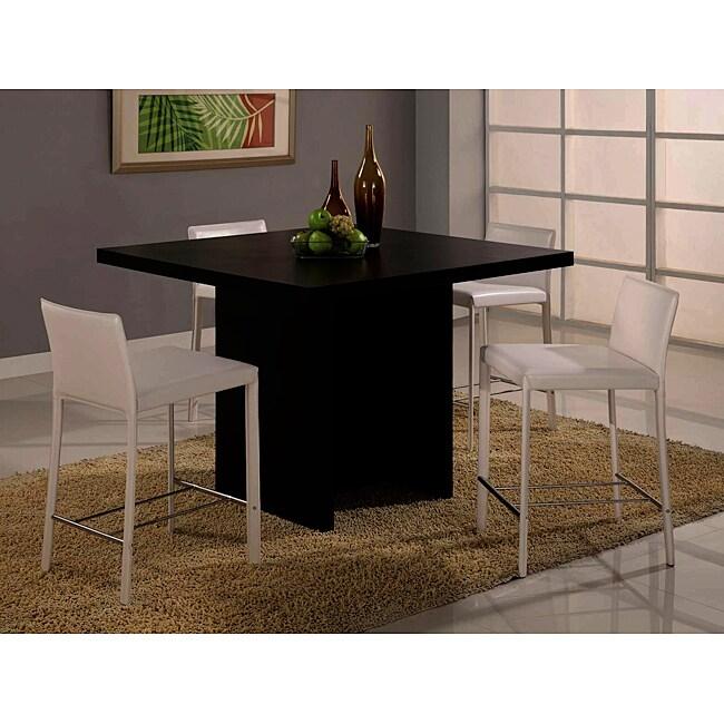 Cappuccino Hollow Core Pub Table