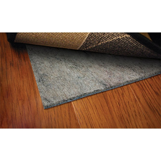 Deluxe Hard Surface and Carpet Rug Pad (5'8 x 8'8)