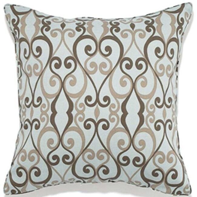 'Iron' Outdoor Pillow