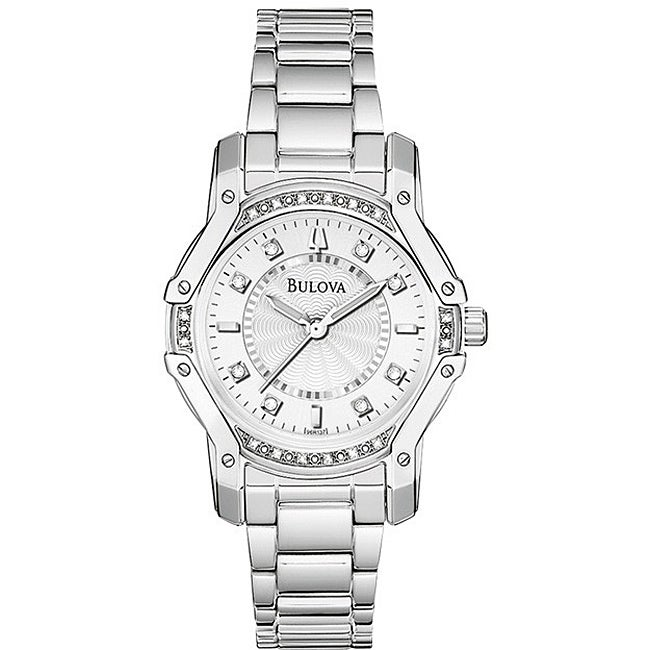 Bulova Women's Wintermoor 96R137 Stainless Steel Watch