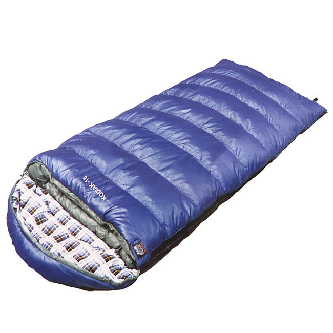 Alpinizmo by High Peak USA Kodiak -15 Sleeping Bag