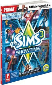 PC - Sims 3 Showtime Guide