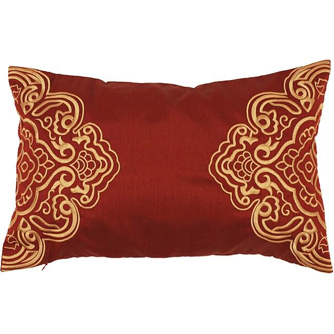 'Ritz' Down 13x20 Decorative Pillow