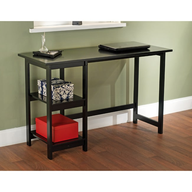 Simple Living Black Emory Writing Desk