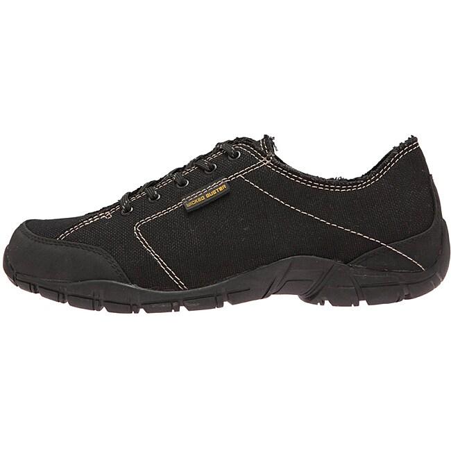 Wicked Hemp Men's Black Buster Shoes