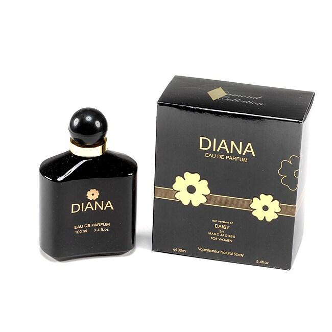 Diamond Collection 'Diana' Women's 3.4-ounce Eau De Parfum Spray