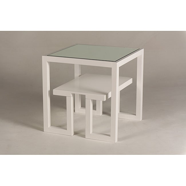 Jade End Table