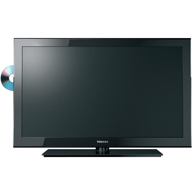 Toshiba 24slv411u 24-inch 1080p Lcd Tv   Dvd Combo  Refurbished  - 14050451