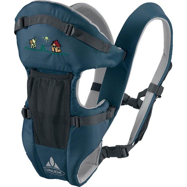 Vaude Soft III Steel Blue Baby Carrier