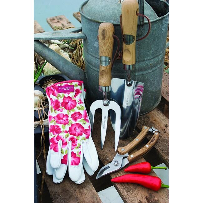 Laura Ashley Four-piece Garden Tool Set
