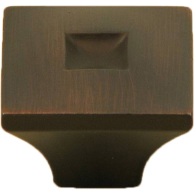 Stone Mill 'Spade' Bronze Cabinet Knobs (Pack of 25)