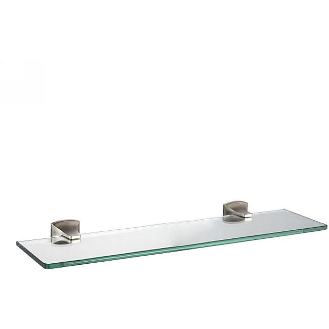 Kraus Fortis Brushed Nickel Shelf Bathroom Accessory